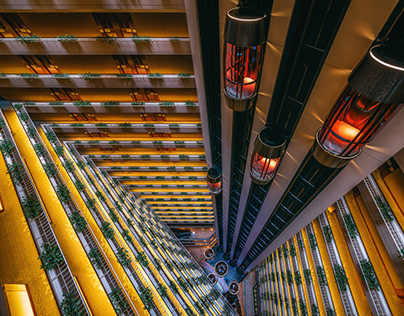 Stacked II - Architecture of Singapore