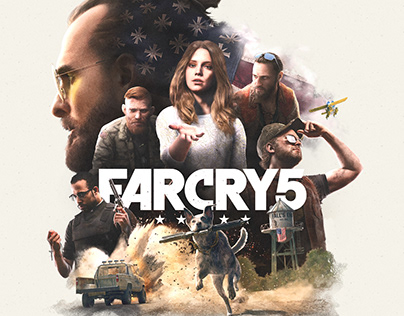 Far Cry 5 | Art Direction