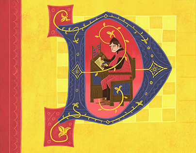 Animated Medieval Tales