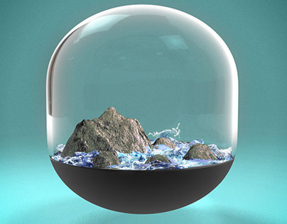 Capsulated Sea