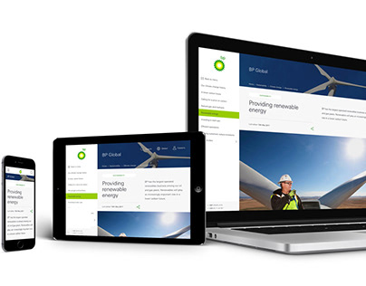 BP / Castrol / Aral Website