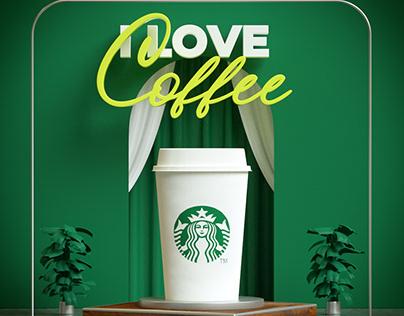 I Love Coffee - Starbucks