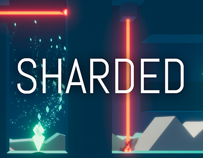 SHARDED - Game prototype, solo project