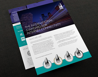 WiredScore: print design, infographics, etc.