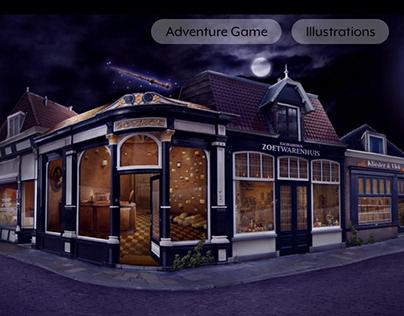De Harmonie - Adventure Game