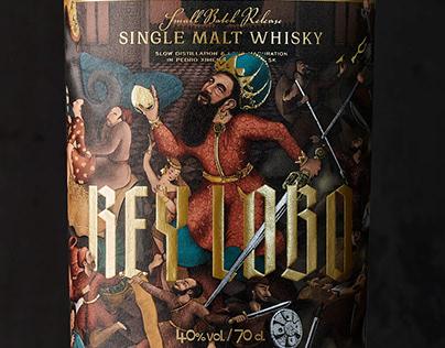 REY LOBO Whisky