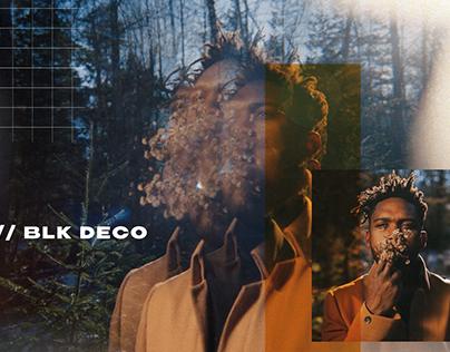 EPK (press kit) - BLK DECO