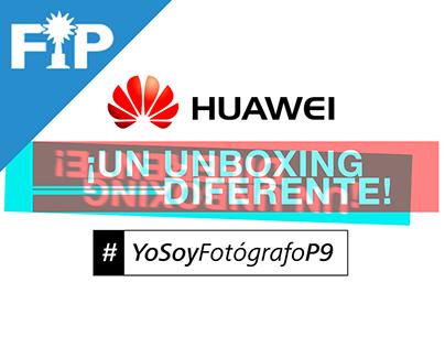 Un Unboxing diferente - Huawei