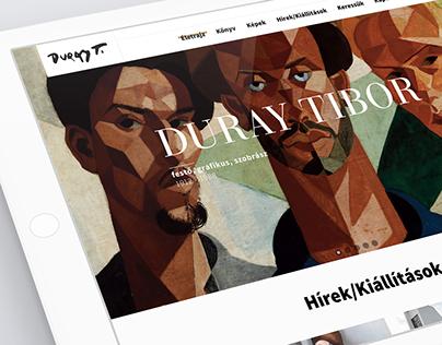 DURAY TIBOR (redesign)