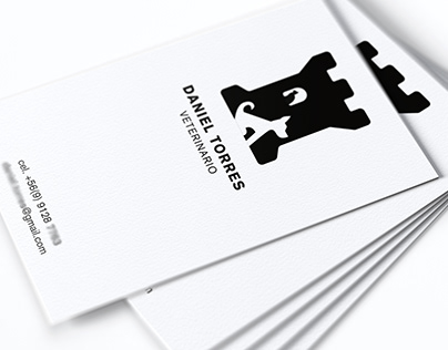 Branding and stationary for chilean veterinary