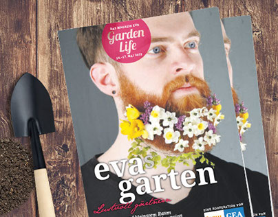 Editorial Design – eva's garten
