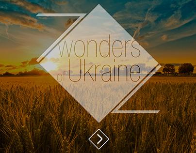 Seven Wonders of Ukraine