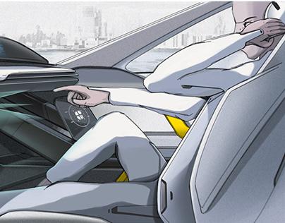 2025 Chevrolet FNR-R
