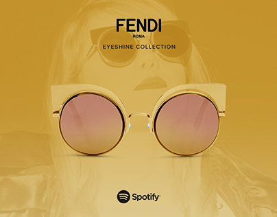 Fendi EyeShine Collection