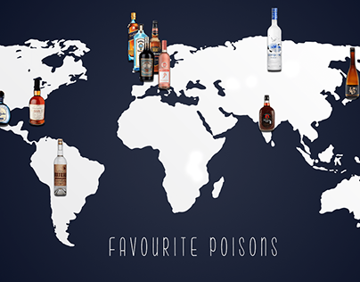 Alcohols of the world