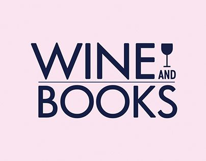 Wine And Books - Personal Type Project