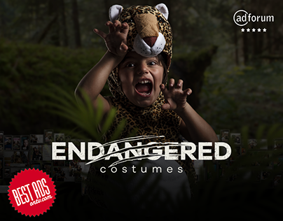 Endangered Costumes | Magia Salvaje