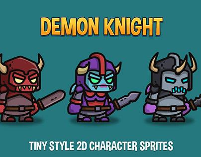Demon Knight Tiny Style Sprites