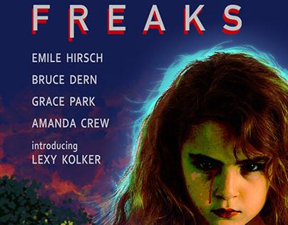 FREAKS alt' Poster