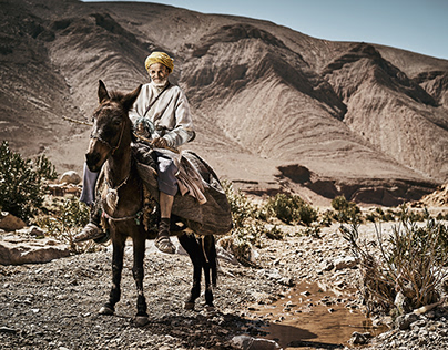 SALEM ALEIKUM - PORTRAITS OF RURAL MOROCCO
