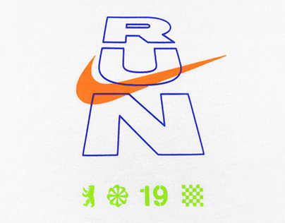 Nike Berlin-Marathon Collection
