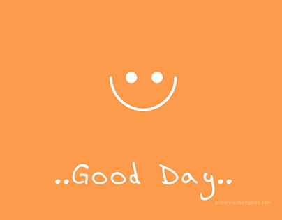 Good Day:)