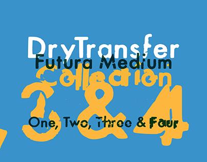 LRC Type - DryTransfer Futura Medium (Free)