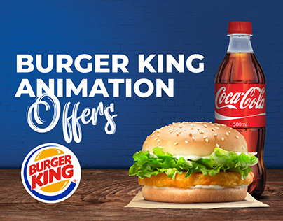 Burger King Animation Offers
