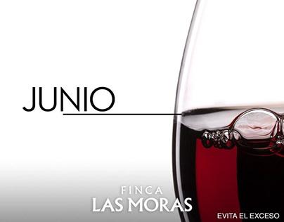 Redes Sociales - Finca Las Moras