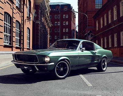 Ford Mustang Bullutt