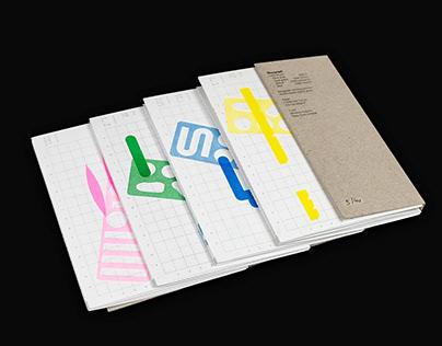 Risograph Print Layout