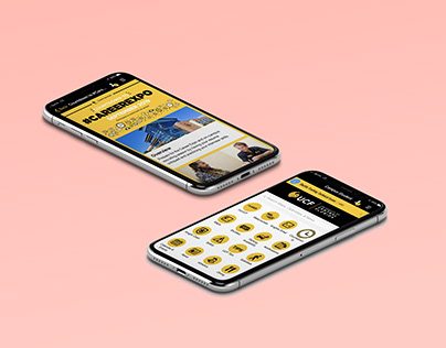 UCF Career Readiness on the UCF App