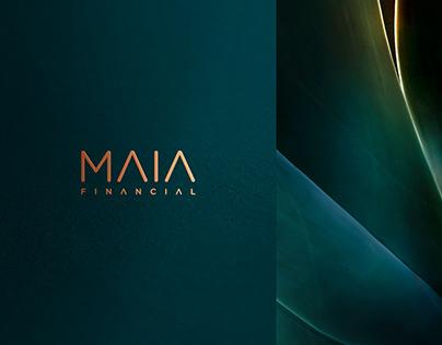 Maia Financial - Branding