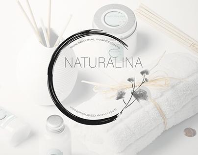 NATURALINA - branding