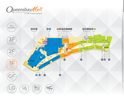 Queensbay Mall Interactive Directory