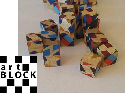 ART BLOCK TOY