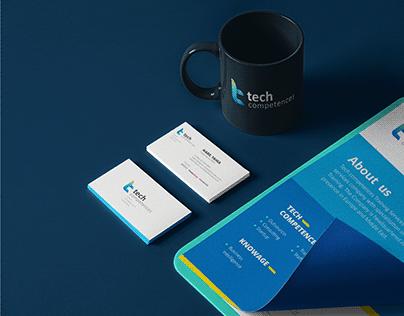 Tech Competences Logo & Identity Design