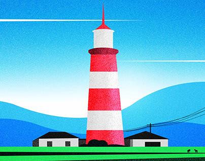 Sandtex Lighthouse