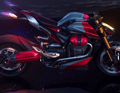 V4 Targaflorio - 100 years of Moto Guzzi