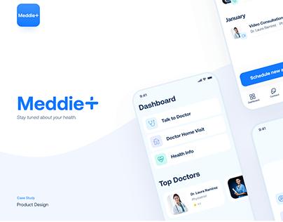 Meddie. Medical Application.