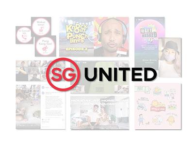 MCI: #SGUnited