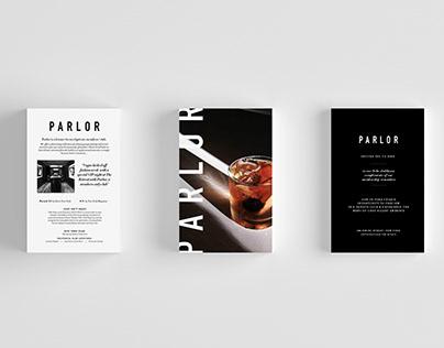 PARLOR: A Modern Social Club