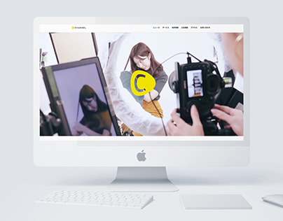 C CHANNEL corporate site renewal