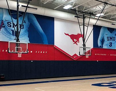 SMU Basketball Facility