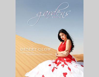 Vivann Photography- Gardens Ad, Shot at Dubai