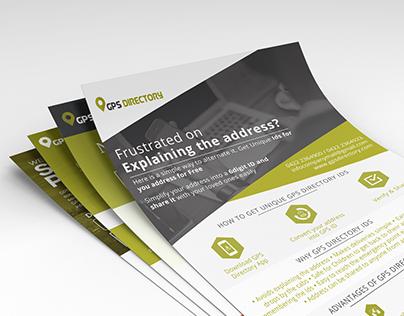 App Promotion - Flyer