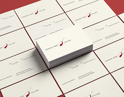 Panther Creek Cellars - Identity Campaign