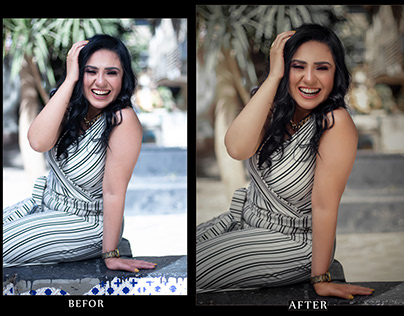Retouch Beauty Photography | Graphic Web BD
