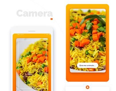 Foodre - Shazam for Food