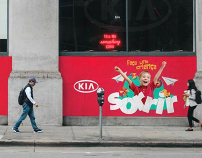 Campanha Doação de Brinquedos - Kia Akta Motors